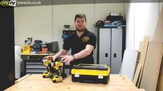 Dewalt Brushless Combi Drill and Impact Driver Cordless Combo Kit - ITS