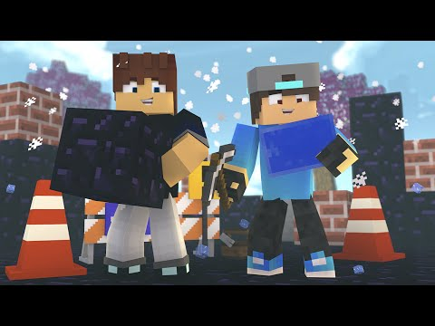 Minecraft: MEU ESCONDERIJO! (Factions Ice) #12