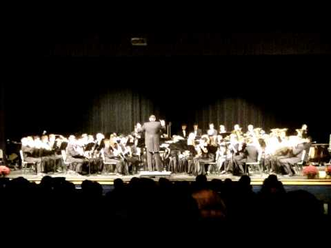 Stone Bridge High School Fall Band Concert, Part 1 - 11/13/12