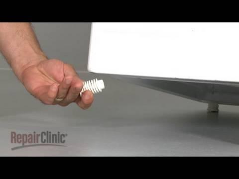 Leveling Leg - Whirlpool/ Kenmore Dryer