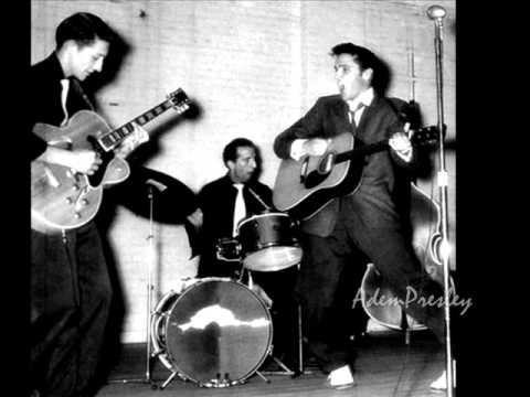 Elvis Presley - Baby Lets Play House