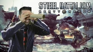 Steel Battalion_ Heavy Armor Angry Review
