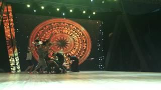 Minh Quân - Bước nhảy hoàn vũ nhí - Nhảy hiện đại  week 1