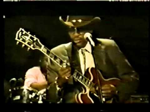 Otis Rush - Tokyo - Japan (1995) Part 3