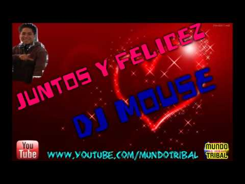 JUNTOS Y FELICEZ -DJ MOUSE(( TRIBAL MIX))