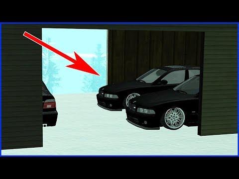 НАШЛИ СПРЯТАННЫЕ В САРАЕ BMW M5 E39 - SAMP
