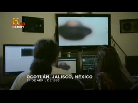 Ovni en Ocotlán, Ana Luisa Cid en History Channel