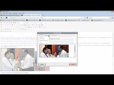 Joomla Tutorials Article Edit _Ad image to page Joomla Video Tutorials