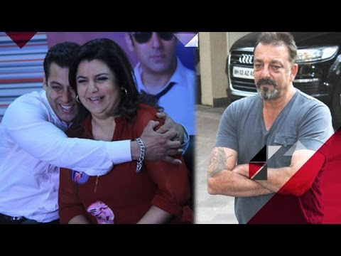 Farah Khan to direct Salman Khan, Sanjay Dutt gets clueless on Salman Khan's party