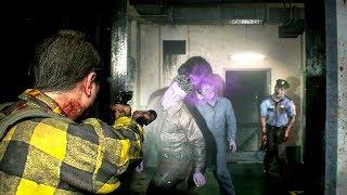 Resident Evil 2 The Ghost Survivors Bande Annonce De Lancement 2019 Ps4 Xbox One Pc