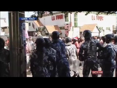 Togo's opposition refuses to back down