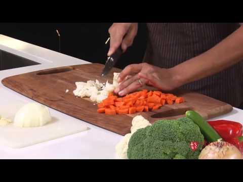 1.9 Vegetable Stir Fry - Just Cook For Kids