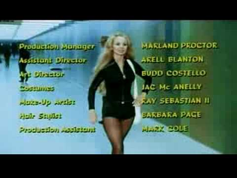 SUPERCHICK (1973) Opening Credits Video