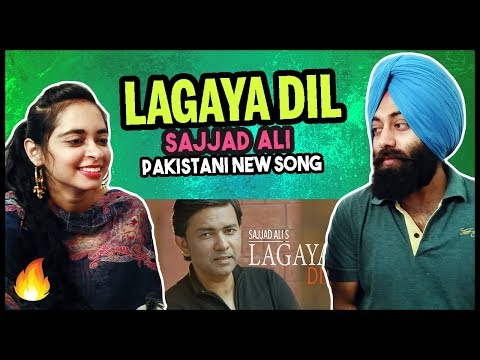 Indian Reaction on Lagaya Dil | Sajjad Ali | Viral Song of Pakistan