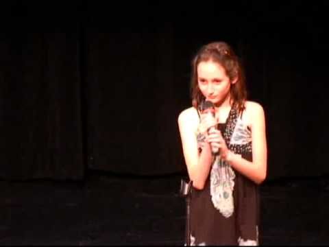 Wild Horses at Chadwick School Talent Show.flv