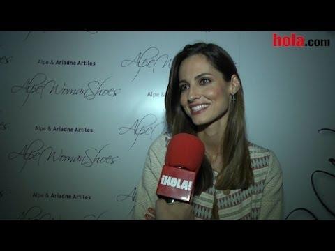 Ariadne Artiles: 'Tengo muchísimas ganas de ser madre, en el momento adecuado pasará'