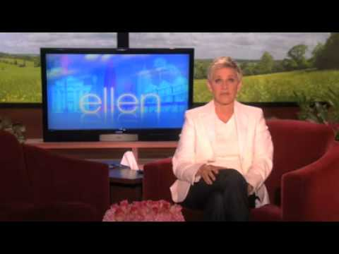 An Important Message - From Ellen DeGeneres (Gay Suicide)