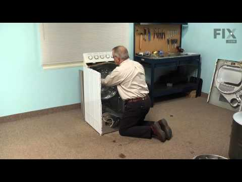 GE Dryer Repair – How to replace the Heater