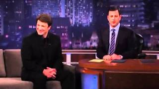 Nathan Fillion.wmv