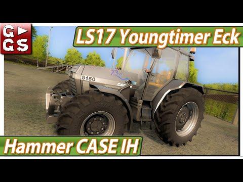 LS17 Youngtimer Eck | Der CASE IH MAXXUM ► #10 Landwirtschafts Simulator 17