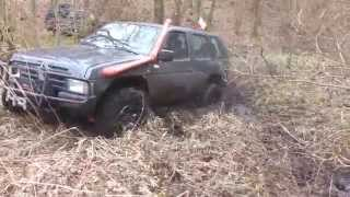 OFF-ROAD WARRIORS Skarszewy - Terrano, Cherokee