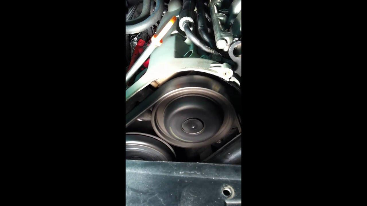 Camshaft Rotation Audi A4 2002 3 0l Youtube