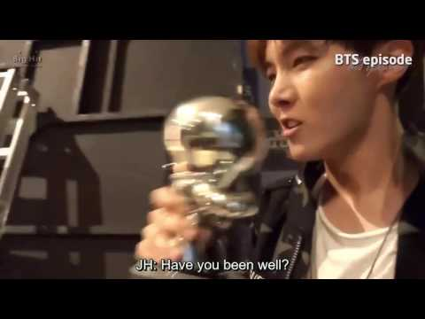 [ENG SUB] BTS episode- 'Fire' 1st win @ 160512 M countdown thumbnail