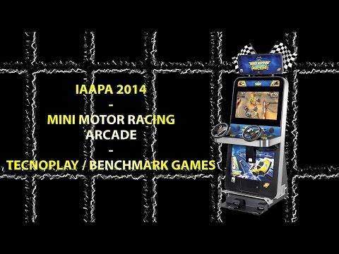 IAAPA 2014 - Mini Motor Racing Arcade by Tecnoplay/Benchmark Games (Arcade Heroes)