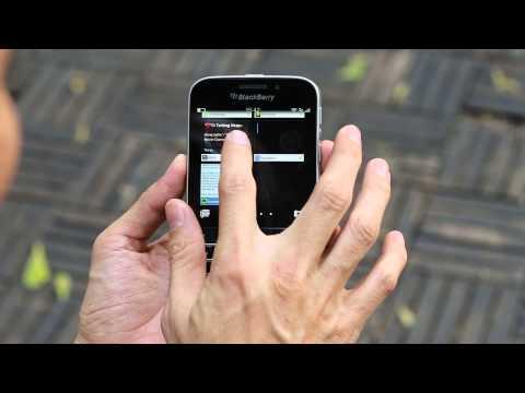 Tinhte.vn - Review BlackBerry Classic: Tổ hợp phím điều hướng và bàn phím