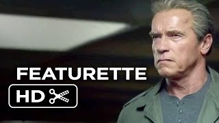 Terminator Genisys Featurette - James Cameron (2015) - Arnold Schwarzenegger Action Movie HD