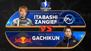 Itabashi Zangief (Abigail) vs Gachikun (Rashid) - Capcom Cup 2018 Grand Finals - CPT2018