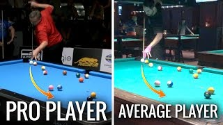 Trying The Chris Melling Swerve Shot [Part 2 of 3]   Your Average Pool Player