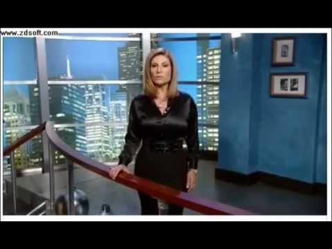 Teresa R Black Silk Blouse video