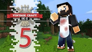VINTAGECRAFT UHC (Season 2) - EP05 - Will To Live!