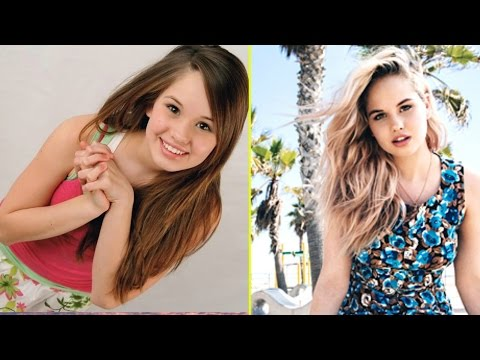 Disney Channel Stars Then And Now 2
