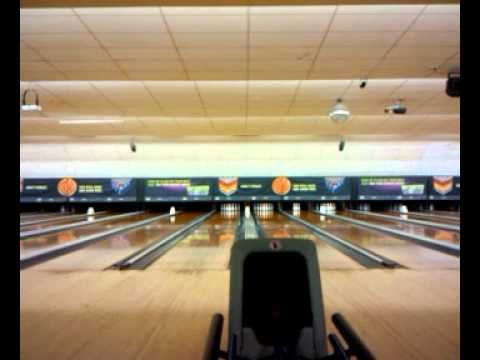 bowling with my new 715t scorpion
