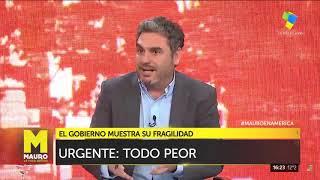 El fracaso del gobierno macrista: Todo lo que tenes que saber con Mauro Viale