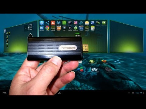 Tronsmart T428 Quad Core Android Mini PC Review