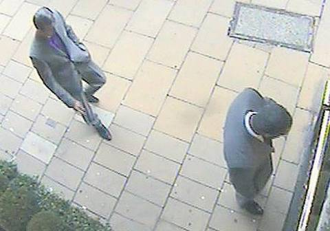 ATM Knife Attacks CCTV Footage & How to survive (Knife Defense) Image 1