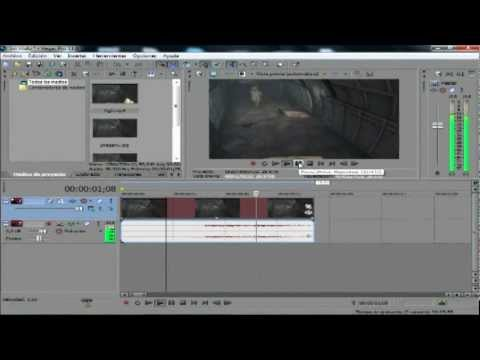 Tutorial Sony Vegas Pro 11|Efecto Cinema #1