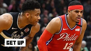 Doris Burke's 2nd-half NBA storylines: Clippers, Bucks & 76ers | Get Up