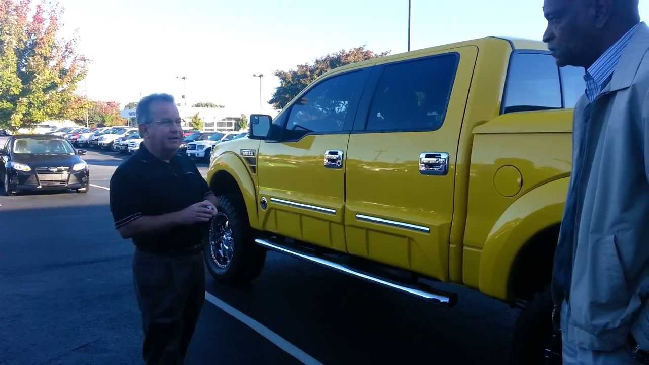walk around video on ford tonka truck by tuscany youtube. Cars Review. Best American Auto & Cars Review