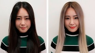 Asians Go Blonde