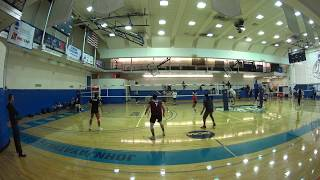 John Jay Revco Tournament 2018, Semi-Finals