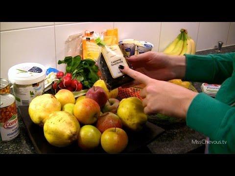Healthy Food Haul + Shopping Tips