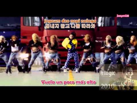*Resubida* MV Lee Hyori - Chitty Chitty Bang Bang subs español+romanizacion+hangul