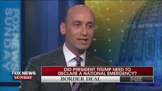 Stephen Miller Stumped By Chris Wallaces Barrage of Border Facts