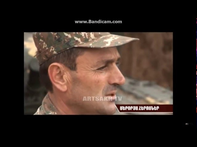 Arcaxyan herosamart ! Heros mayor Artur Hovsepyan !