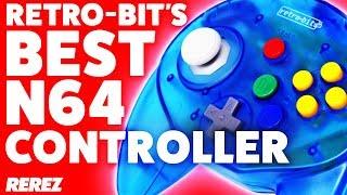 Best N64 Controller Returns! / Retro-Bit Review - Rerez