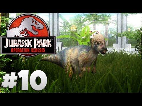 Jurassic Park Operation Genesis Demo